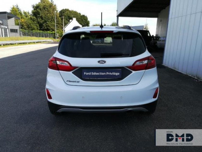 Ford Fiesta Active 1.0 Ecoboost 100ch S&s Plus Euro6.1 - Visuel #11