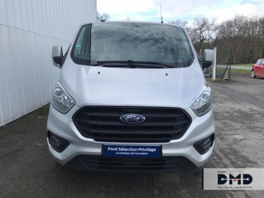 Ford Transit Custom Fg 280 L1h1 2.0 Tdci 130 Trend Business - Visuel #4
