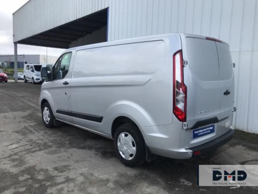 Ford Transit Custom Fg 280 L1h1 2.0 Tdci 130 Trend Business - Visuel #3