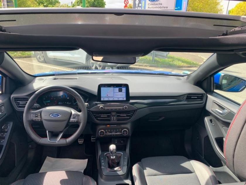 Ford Focus 1.0 Ecoboost 125ch St-line - Visuel #6