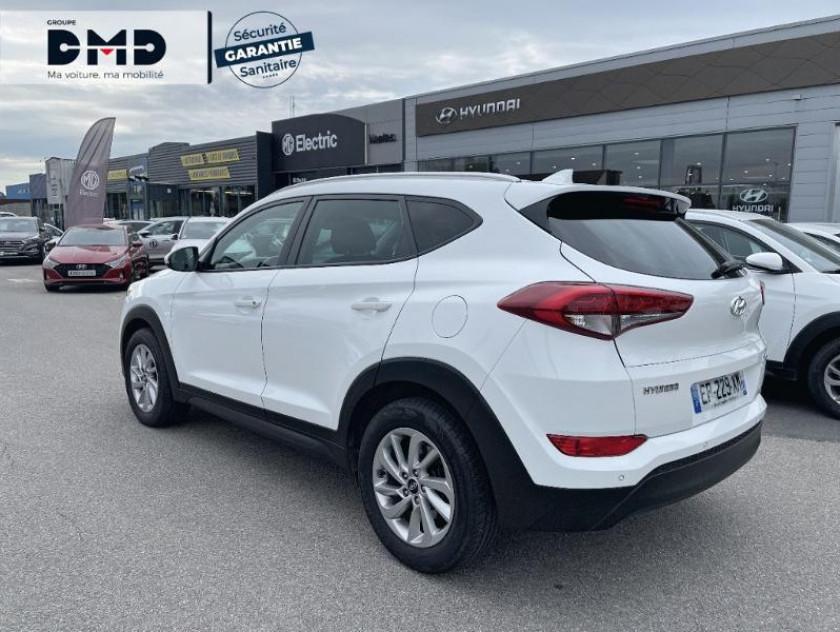 Hyundai Tucson 1.7 Crdi 141ch Business 2017 2wd Dct-7 - Visuel #3