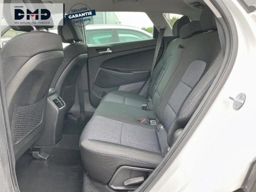 Hyundai Tucson 1.7 Crdi 141ch Business 2017 2wd Dct-7 - Visuel #10