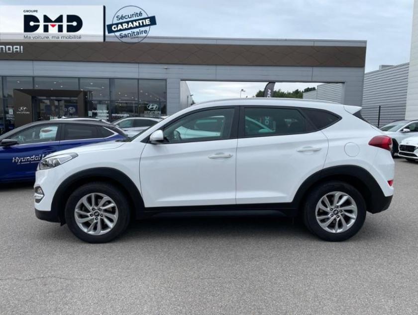 Hyundai Tucson 1.7 Crdi 141ch Business 2017 2wd Dct-7 - Visuel #2