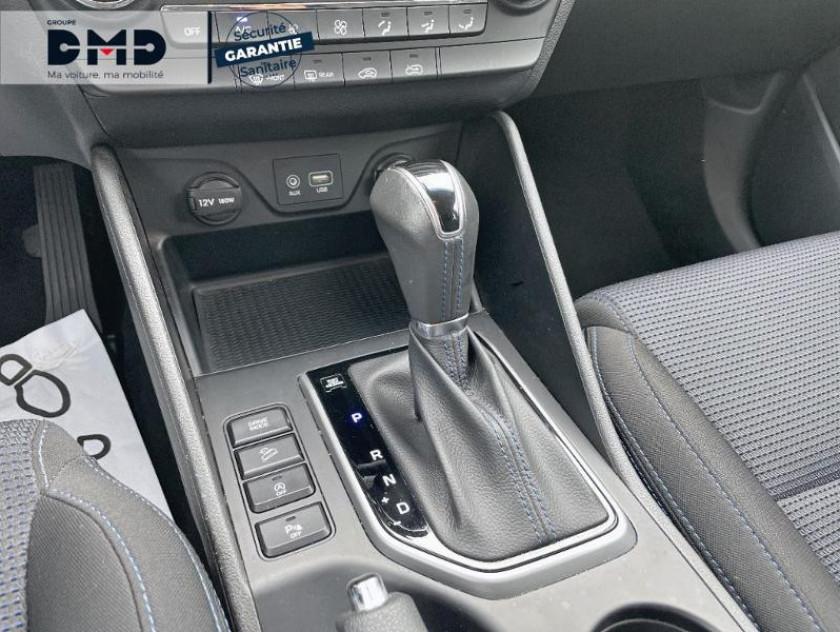 Hyundai Tucson 1.7 Crdi 141ch Business 2017 2wd Dct-7 - Visuel #8