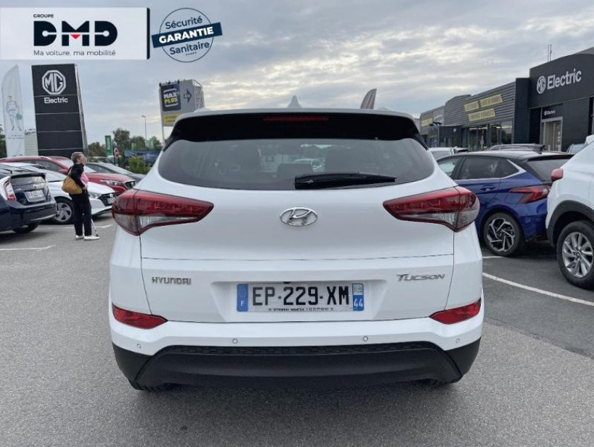 Hyundai Tucson 1.7 Crdi 141ch Business 2017 2wd Dct-7 - Visuel #11