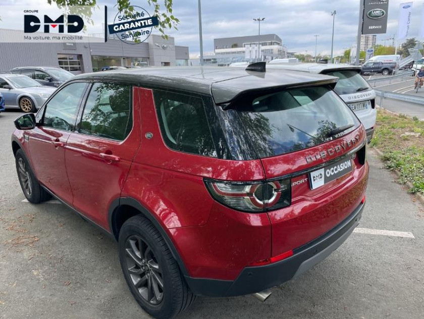 Land Rover Discovery Sport 2.0 Td4 180ch Awd Executive Bva Mark Ii - Visuel #3
