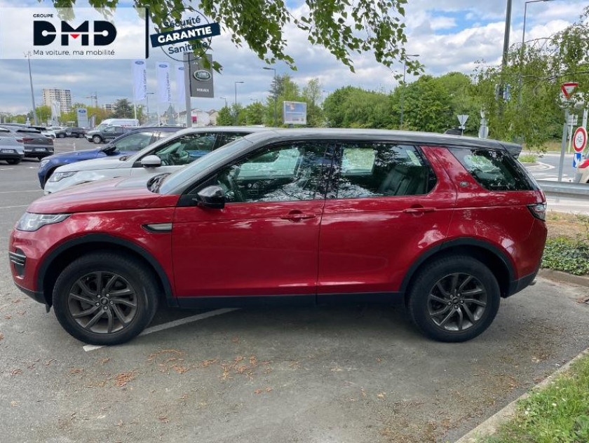 Land Rover Discovery Sport 2.0 Td4 180ch Awd Executive Bva Mark Ii - Visuel #2