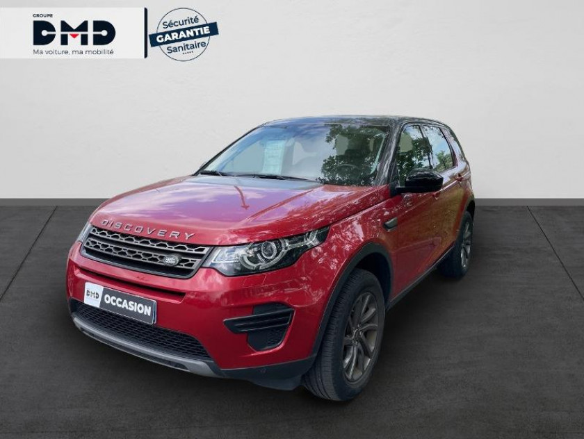Land Rover Discovery Sport 2.0 Td4 180ch Awd Executive Bva Mark Ii - Visuel #1