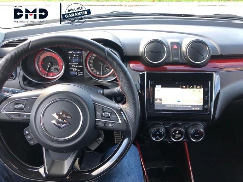 Suzuki Swift 1.4 Boosterjet 140ch Sport - Visuel #5