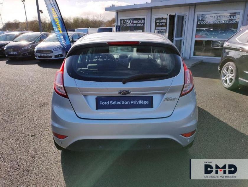 Ford Fiesta 1.5 Tdci 95ch Fap Eco Stop&start Business Nav 5p - Visuel #11