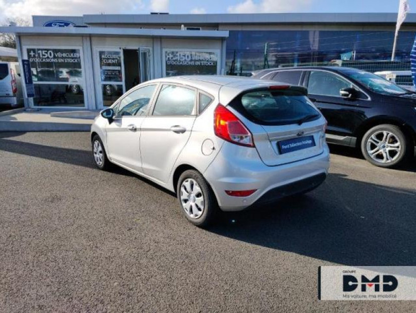 Ford Fiesta 1.5 Tdci 95ch Fap Eco Stop&start Business Nav 5p - Visuel #3