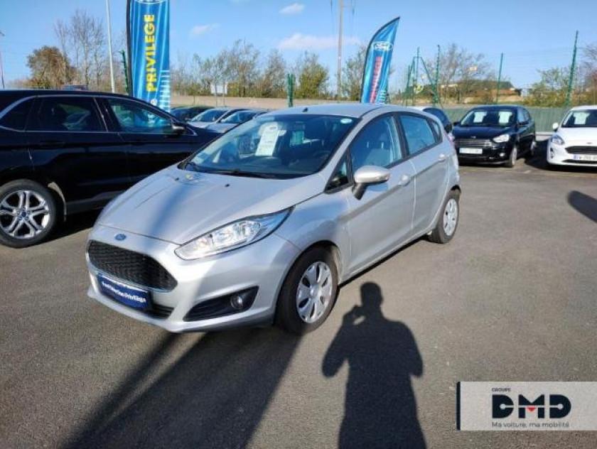 Ford Fiesta 1.5 Tdci 95ch Fap Eco Stop&start Business Nav 5p - Visuel #15