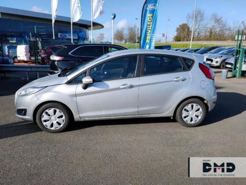 Ford Fiesta 1.5 Tdci 95ch Fap Eco Stop&start Business Nav 5p - Visuel #2