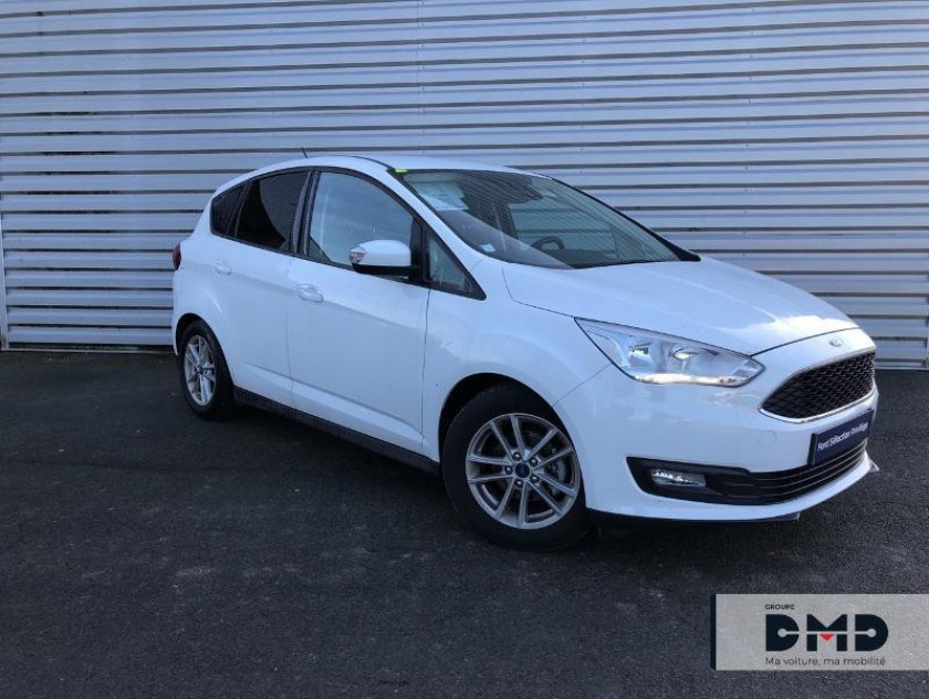 Ford C-max 1.0 Ecoboost 100ch Stop&start Trend Euro6.2 - Visuel #12