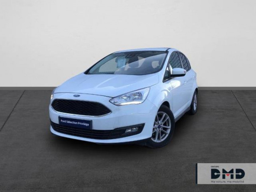Ford C-max 1.0 Ecoboost 100ch Stop&start Trend Euro6.2 - Visuel #1