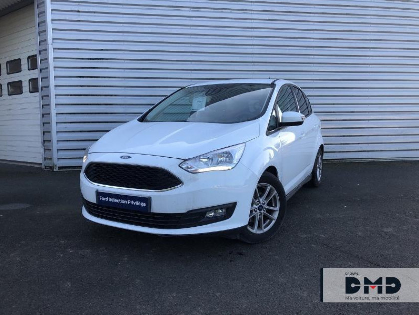 Ford C-max 1.0 Ecoboost 100ch Stop&start Trend Euro6.2 - Visuel #14