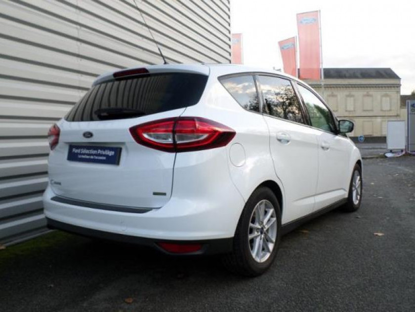 Ford C-max 1.0 Ecoboost 100ch Stop&start Trend Euro6.2 - Visuel #3