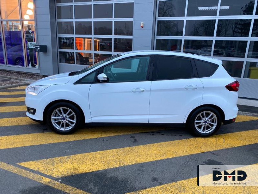 Ford C-max 1.0 Ecoboost 100ch Stop&start Trend - Visuel #2