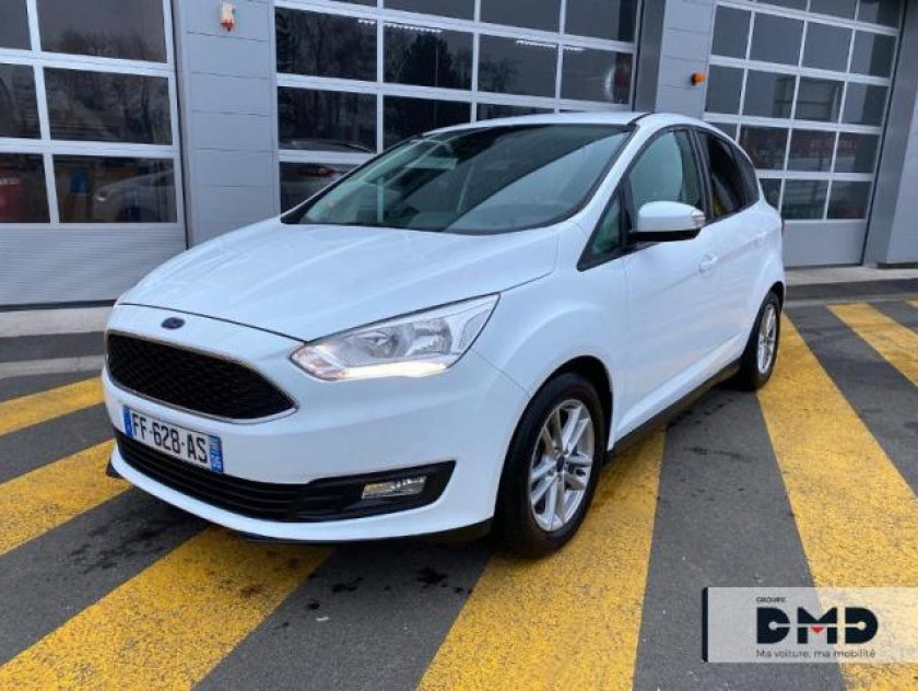 Ford C-max 1.0 Ecoboost 100ch Stop&start Trend - Visuel #14