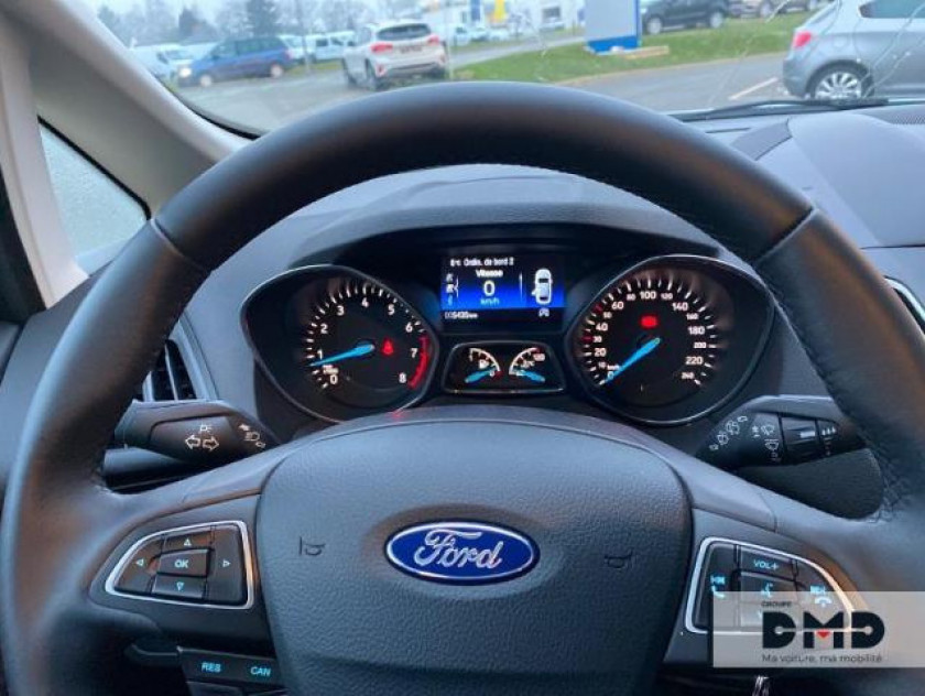 Ford C-max 1.0 Ecoboost 100ch Stop&start Trend - Visuel #7