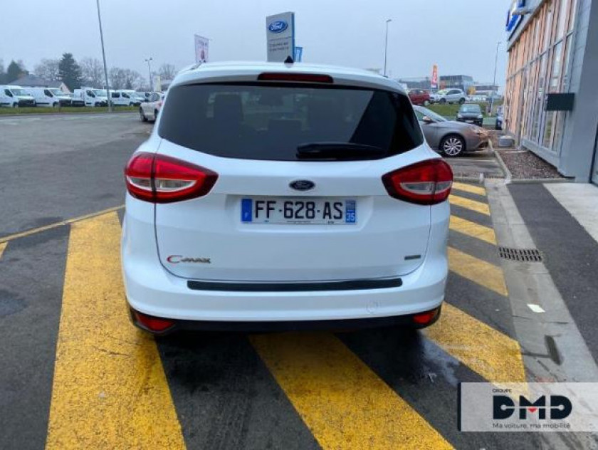 Ford C-max 1.0 Ecoboost 100ch Stop&start Trend - Visuel #11