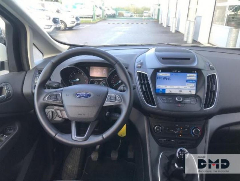 Ford C-max 1.0 Ecoboost 100ch Stop&start Trend - Visuel #5