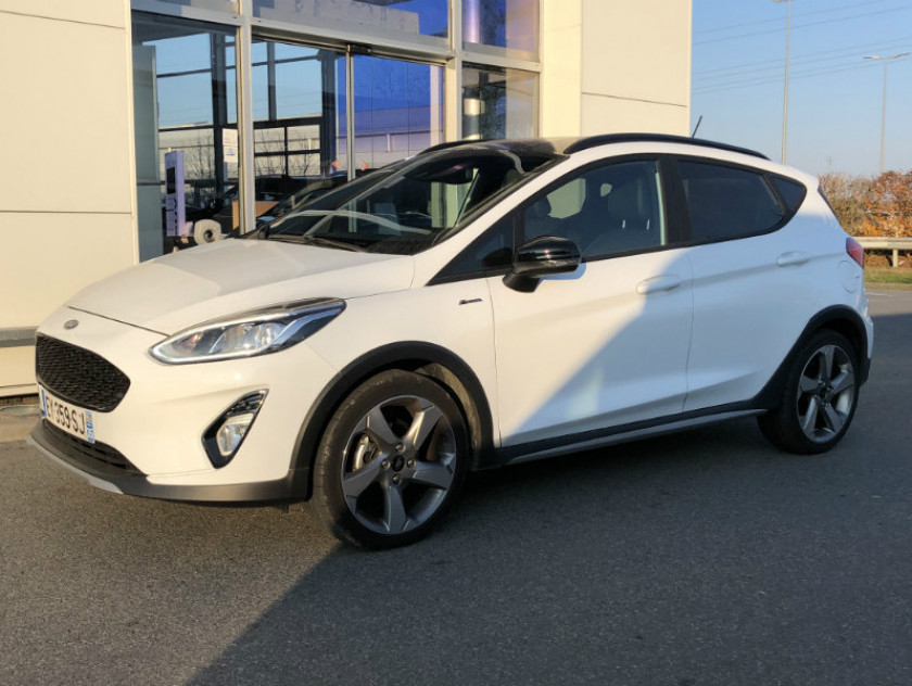 Ford Fiesta Active 1.0 Ecoboost 100ch S&s Plus Euro6.1 - Visuel #1