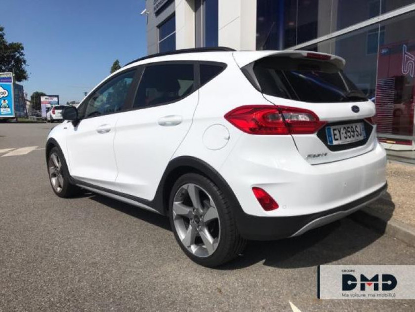 Ford Fiesta Active 1.0 Ecoboost 100ch S&s Plus Euro6.1 - Visuel #3