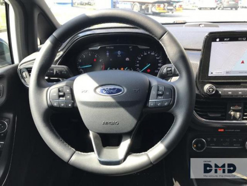Ford Fiesta Active 1.0 Ecoboost 100ch S&s Plus Euro6.1 - Visuel #7