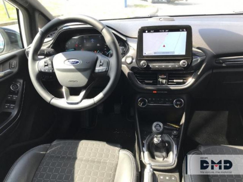 Ford Fiesta Active 1.0 Ecoboost 100ch S&s Plus Euro6.1 - Visuel #5