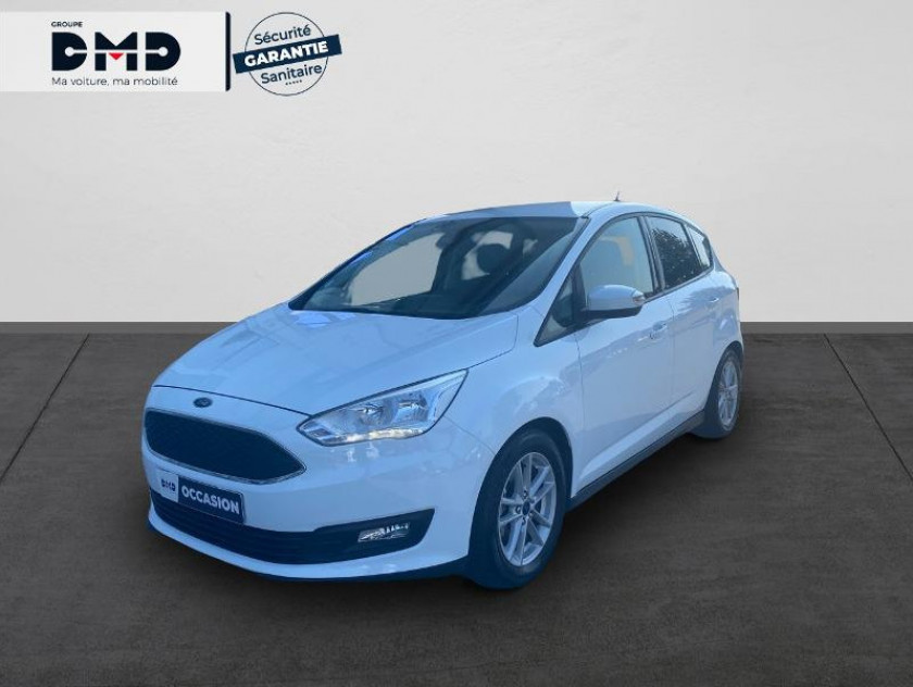 Ford C-max 1.0 Ecoboost 100ch Stop&start Trend - Visuel #1