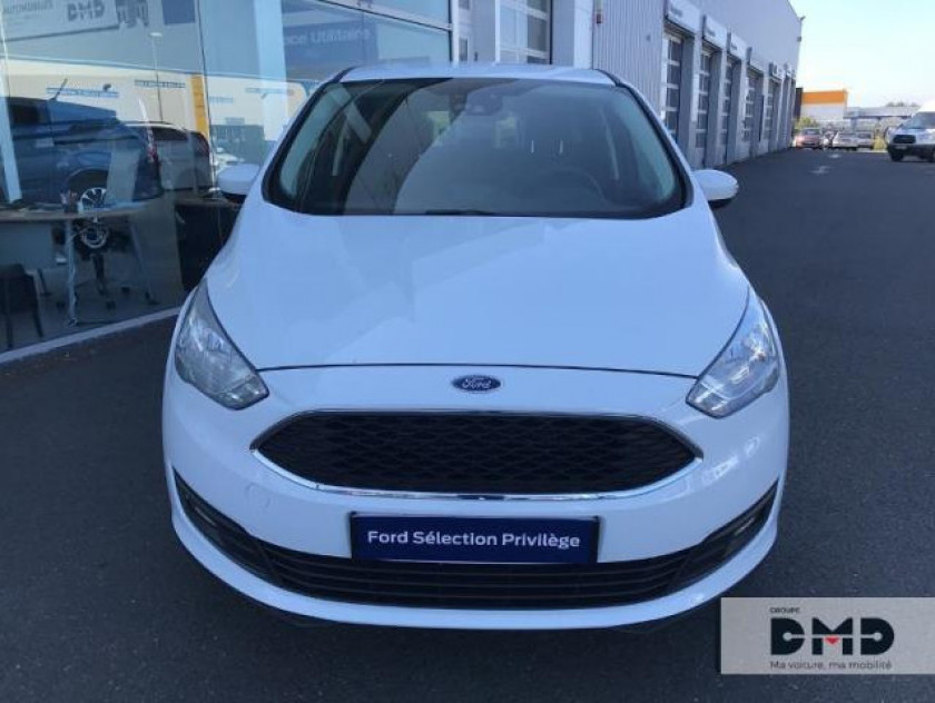 Ford C-max 1.0 Ecoboost 100ch Stop&start Trend Euro6.2 - Visuel #4