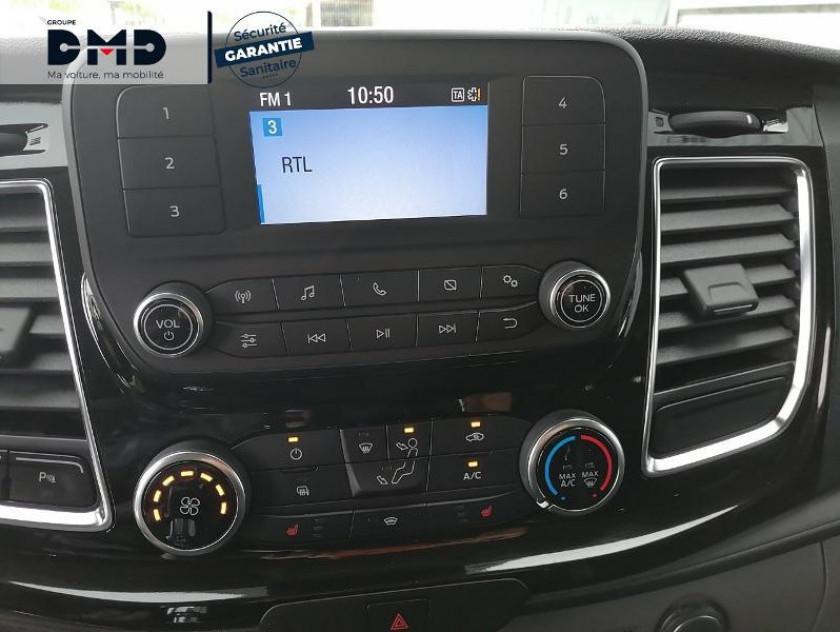 Ford Transit Custom Fg 280 L1h1 2.0 Tdci 130 Limited - Visuel #8