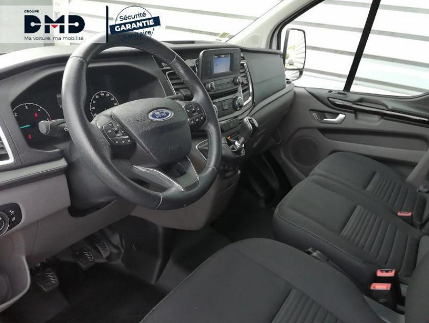 Ford Transit Custom Fg 280 L1h1 2.0 Tdci 130 Limited - Visuel #5