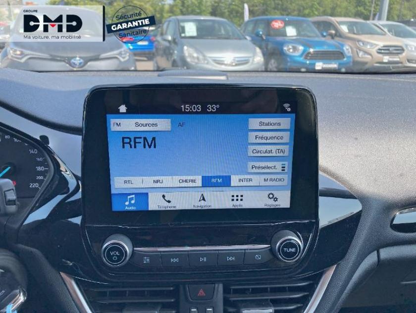 Ford Fiesta 1.0 Ecoboost 100ch Stop&start Trend 5p Euro6.2 - Visuel #6