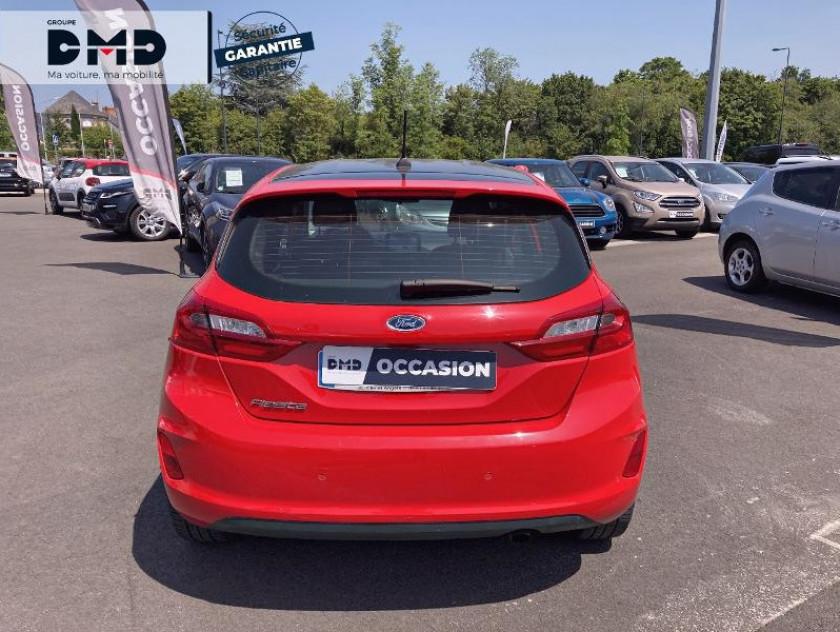 Ford Fiesta 1.0 Ecoboost 100ch Stop&start Trend 5p Euro6.2 - Visuel #11