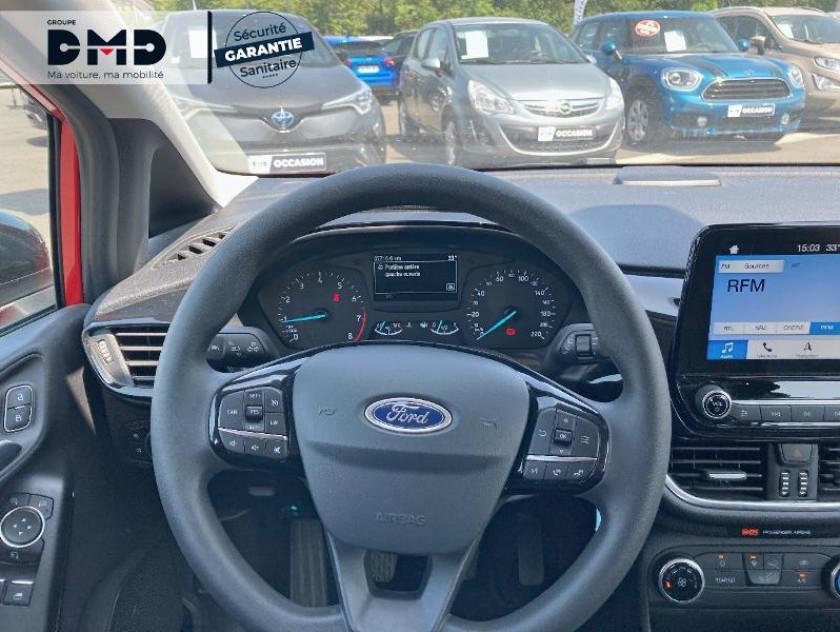Ford Fiesta 1.0 Ecoboost 100ch Stop&start Trend 5p Euro6.2 - Visuel #7