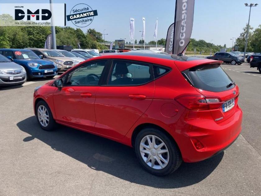 Ford Fiesta 1.0 Ecoboost 100ch Stop&start Trend 5p Euro6.2 - Visuel #3