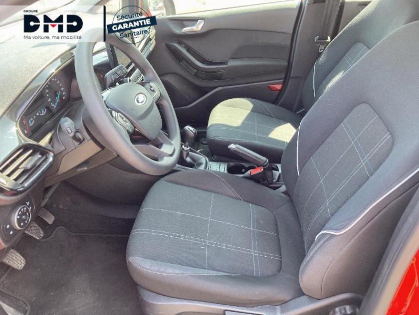 Ford Fiesta 1.0 Ecoboost 100ch Stop&start Trend 5p Euro6.2 - Visuel #9