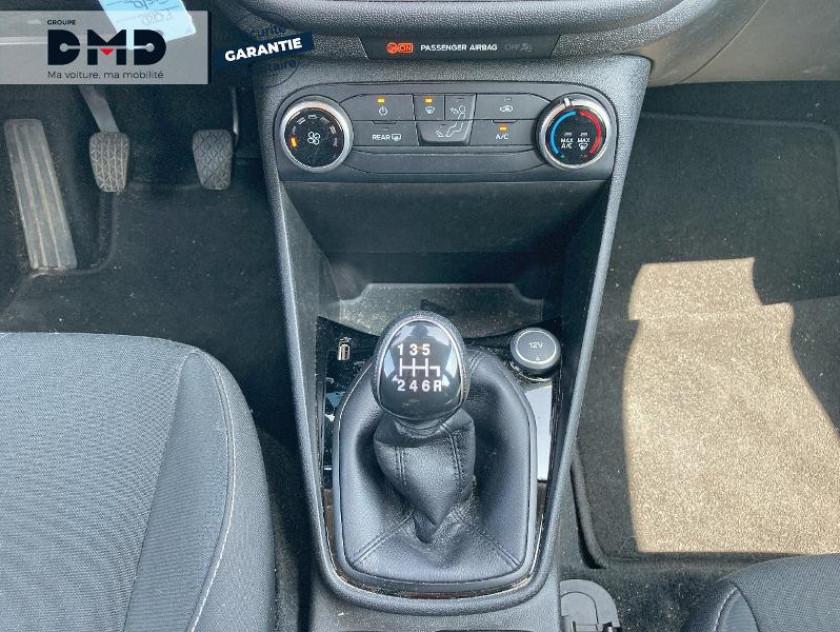 Ford Fiesta 1.0 Ecoboost 100ch Stop&start Trend 5p Euro6.2 - Visuel #8