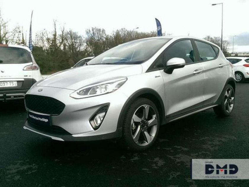 Ford Fiesta Active 1.5 Tdci 120ch S&s Plus Euro6.2 - Visuel #14