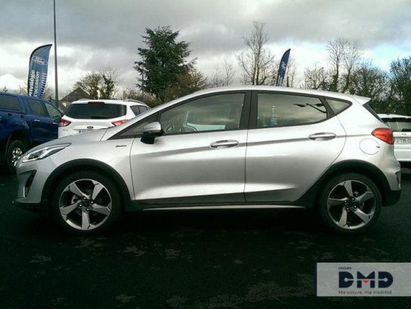Ford Fiesta Active 1.5 Tdci 120ch S&s Plus Euro6.2 - Visuel #2