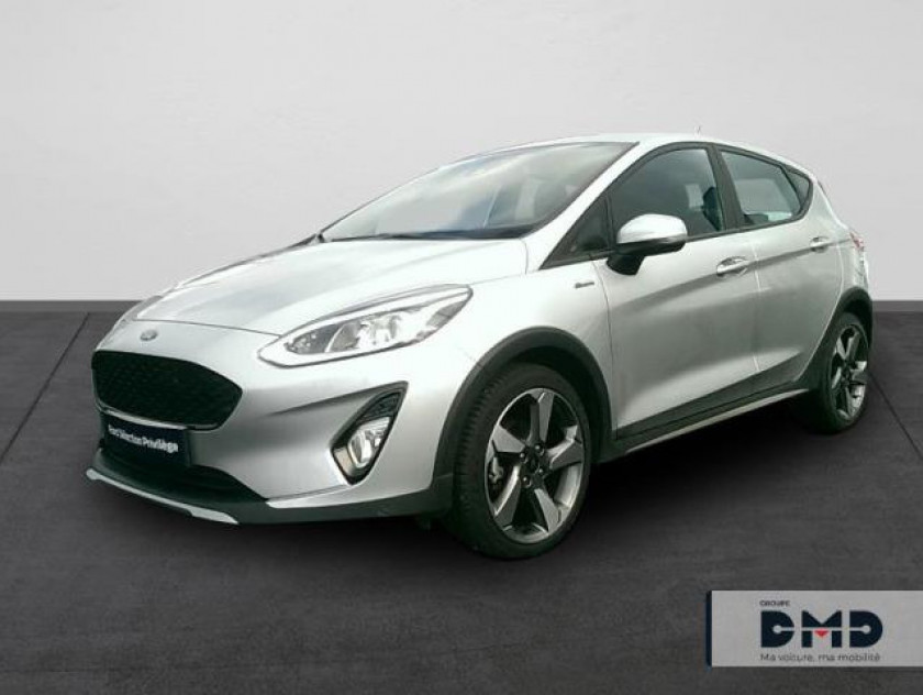 Ford Fiesta Active 1.5 Tdci 120ch S&s Plus Euro6.2 - Visuel #1
