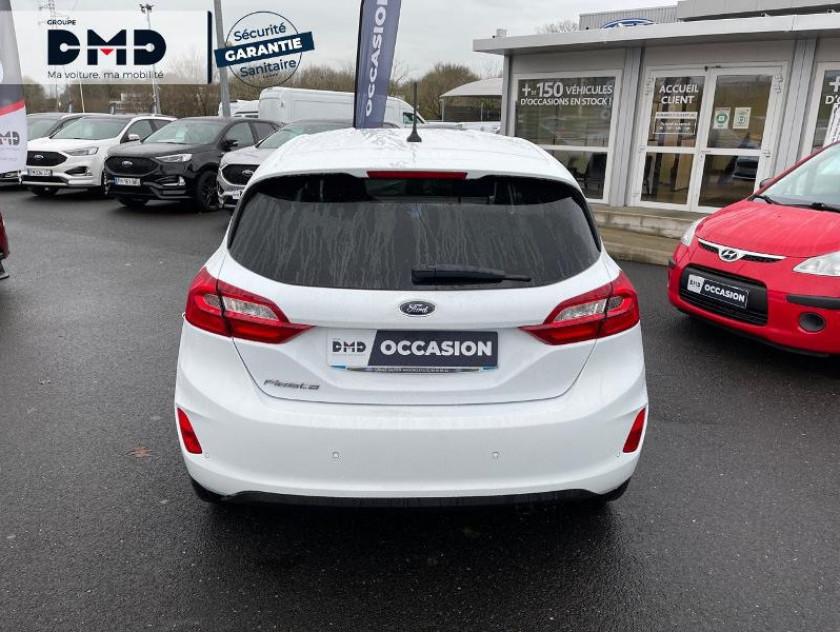 Ford Fiesta 1.0 Ecoboost 100ch Stop&start Trend 5p - Visuel #11