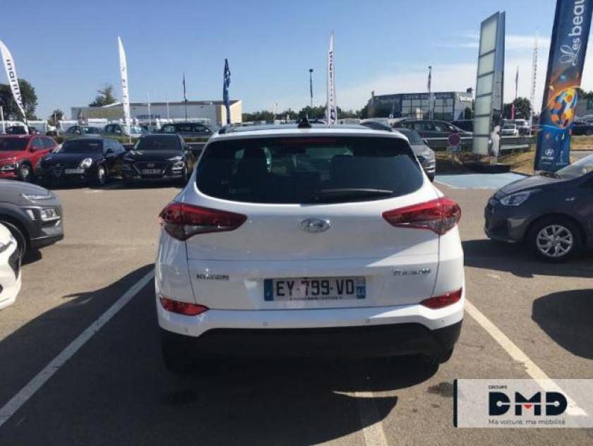 Hyundai Tucson 1.7 Crdi 141ch Edition #mondial 2wd Dct-7 - Visuel #11