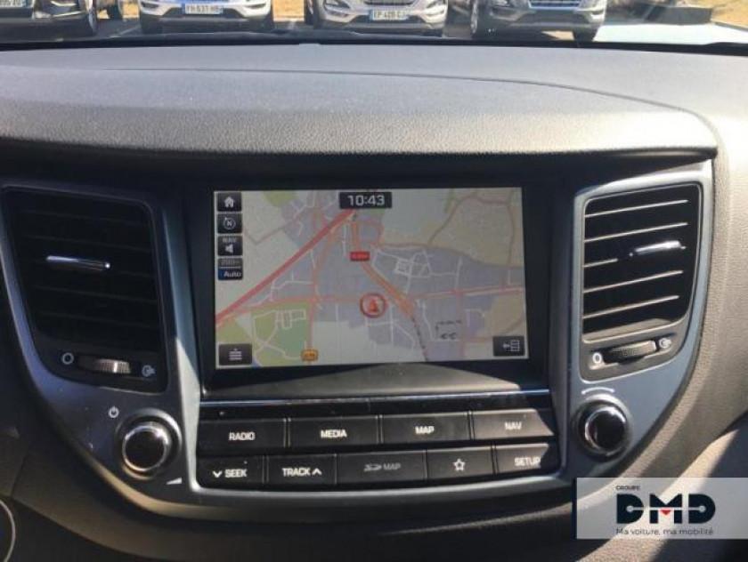 Hyundai Tucson 1.7 Crdi 141ch Edition #mondial 2wd Dct-7 - Visuel #6