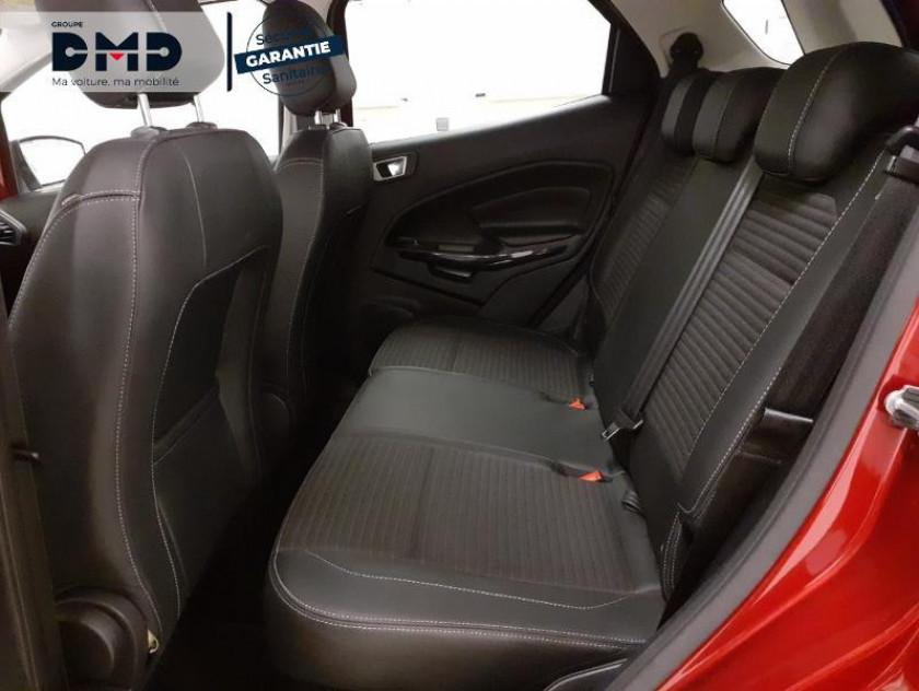Ford Ecosport 1.0 Ecoboost 125ch Titanium Euro6.2 - Visuel #10