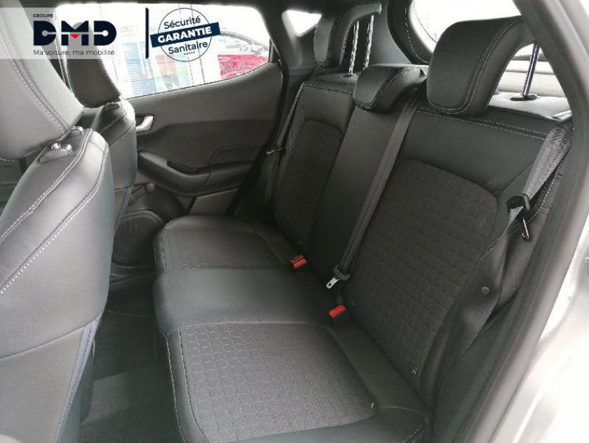 Ford Fiesta Active 1.0 Ecoboost 100ch S&s Plus Euro6.2 - Visuel #10