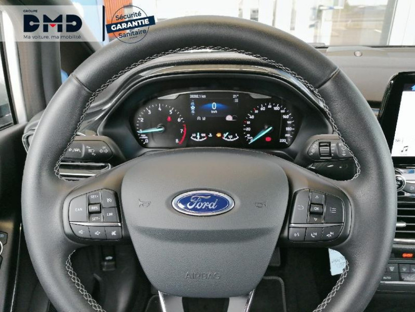 Ford Fiesta Active 1.0 Ecoboost 100ch S&s Plus Euro6.2 - Visuel #7