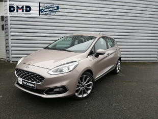 Ford Fiesta 1.0 Ecoboost 100ch Stop&start Vignale 5p Euro6.2